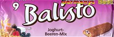 Balisto Johurt- Beeren-Mix, 9 Pieces