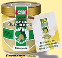 Echter Deutscher Honig -Rapshonig-
