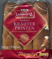 Lambertz Kraeuter Printen