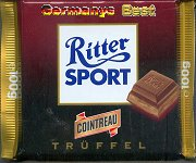 Ritter Sport Cointreau Trüffel