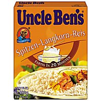 Uncle Ben´s Spitzen-Langkorn-Reis 20 Minuten