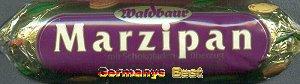 Waldbaur Marzipan Bread
