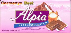 Alpia Alpenvollmilch