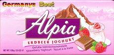 Alpia Erdbeer – Joghurt