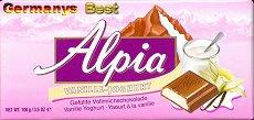 Alpia Vanille – Joghurt