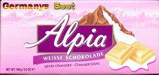 Alpia Weisse Schokolade