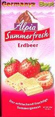 Alpia Summerfresh Erdbeer