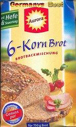 Aurora 6-Korn Brot