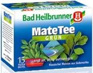 Bad Heilbrunner Mate Tee -Grün-