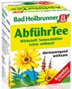 Bad Heilbrunner Durchspülungs-Tee, 8 bags