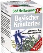 Bad Heilbrunner Basischer Tee, 8 bags