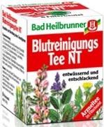 Bad Heilbrunner Blutreinigungs-Tee, 8 bags