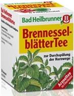 Bad Heilbrunner Brennessel Tee, 8 bags