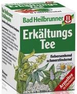 Bad Heilbrunner Erkältungs-Tee, 8 bags