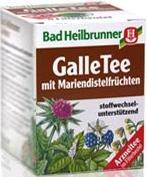Bad Heilbrunner Galle Tee, 8 bags