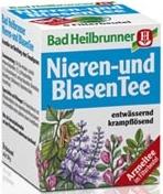 Bad Heilbrunner Nieren-Blasen Tee, 8 bags