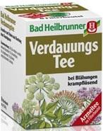 Bad Heilbrunner Verdauungs-Tee, 8 bags