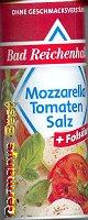 Bad Reichenhaller Mozzarella Tomaten Salz