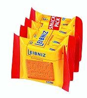 Bahlsen Leibniz SnackPack, 4 bags