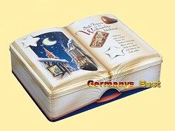 Bahlsen Weihnachtsbuch, Dose