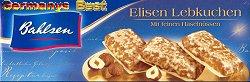 Bahlsen Elisen Lebkuchen ohne Schokolade