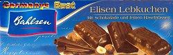 Bahlsen Elisen Lebkuchen mit Schokolade