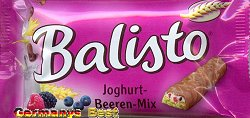 Balisto Joghurt- Beeren-Mix Box, 20 Double Packs