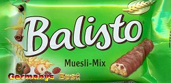 Balisto Muesli-Mix Box, 20 Double Packs