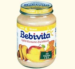 Bebivita Apfel Banane Zwieback