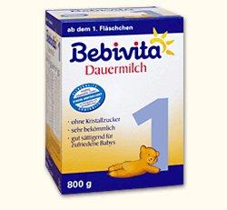 Bebivita 1 Dauermilch