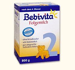 Bebivita 2 Folgemilch