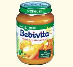 Bebivita Feines Gemüse Allerlei