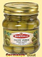 Bertolli Anti Pasta Gruene Oliven ohne Stein