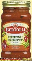Bertolli Pasta Sauce Tomaten & Peperoni