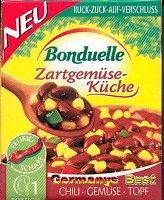 Bonduelle Zartgemüse Küche Chili-Gemüse-Topf