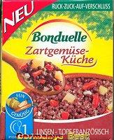 Bonduelle Zartgemüse Küche Linsen-Topf Französisch