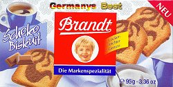 Brandt Zwieback Schoko Biskuit
