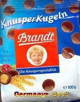 Brandt Knusperkugeln