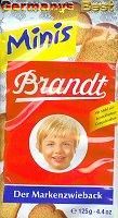 Brandt Zwieback Minis