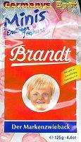 Brandt Zwieback Minis Erdbeer-Joghurt