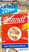 Brandt Zwieback Minis Kokos