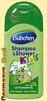Buebchen Shampoo und Shower Apfel