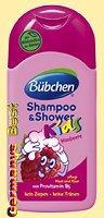 Buebchen Shampoo und Shower Himbeere
