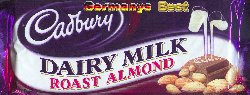 Cadbury Roasted Almond