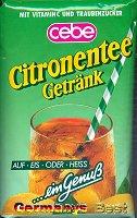 Cebe Cirtonentee Getränk
