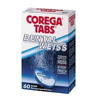 Corega Tabs Dental Weiss, 60 Tabletten