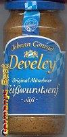 Develey Original Münchener Weißwurstsenf -süß-