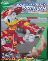 Donald Blubberlutsch Turbo-Cola Fruchtgummi