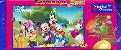 Ruebezahl Disney Magical Chocolate -Motiv Rot-