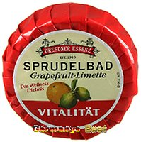 Dresdner Essenz Sprudelbad -Grapefruit-Limette-